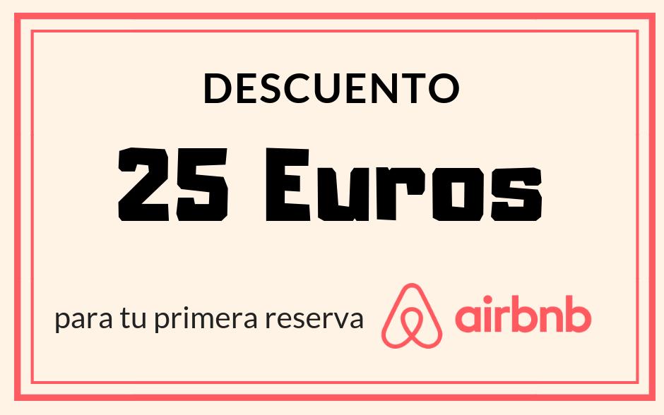 Descuento Airbnb para viajar por libre