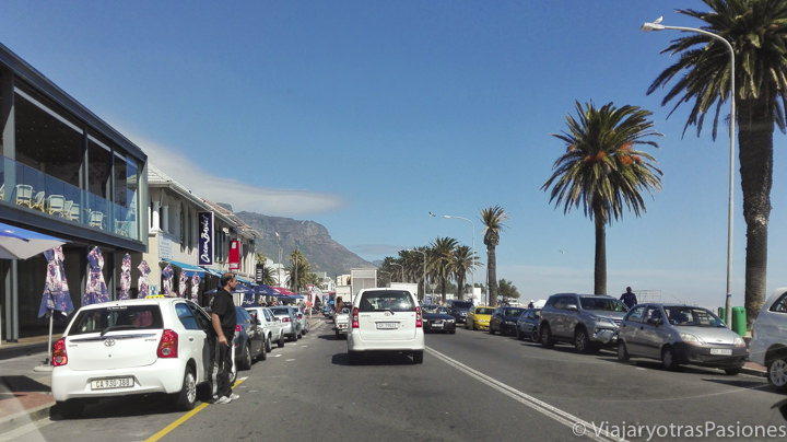 Road trip por la Península del Cabo en Sudáfrica cerca de Ciudad del Cabo