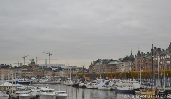 Zona de Ostermalm, Estocolmo