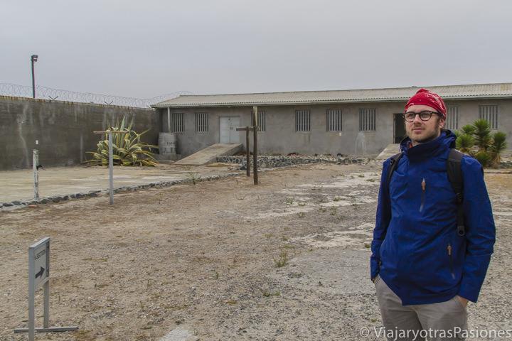 Visitando la prisión de Robben Island en qué ver en Ciudad del Cabo en Sudáfrica