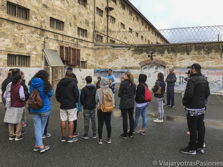 La prisión es un basico en qué ver en Fremantle en Western Australia