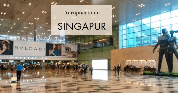 Cómo llegar al centro de Singapur desde el aeropuerto