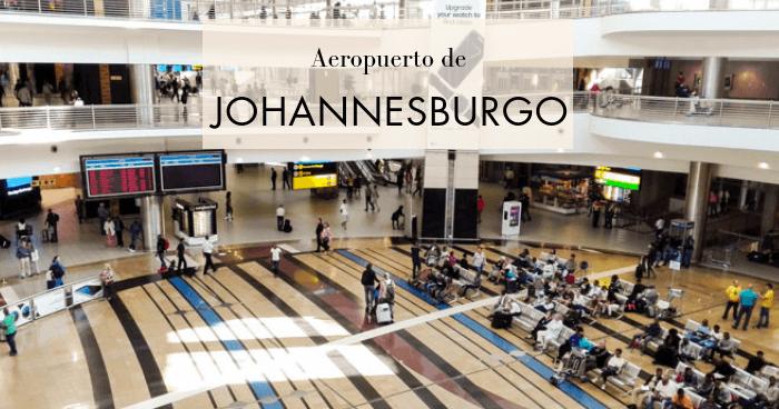 Cómo llegar al centro de Johannesburgo desde el aeropuerto