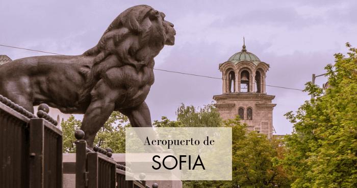 Cómo llegar al centro de Sofía desde el aeropuerto