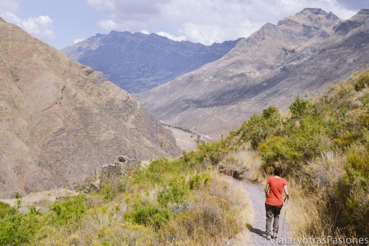 Para visitar el Valle Sagrado las vistas son increíbles en Perú