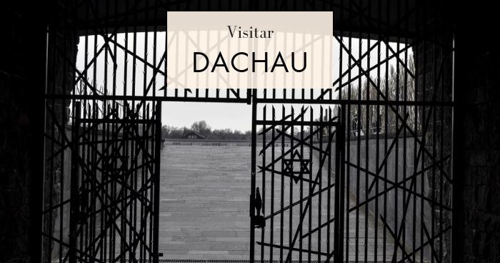 Visitar el campo de concentración de Dachau desde Múnich
