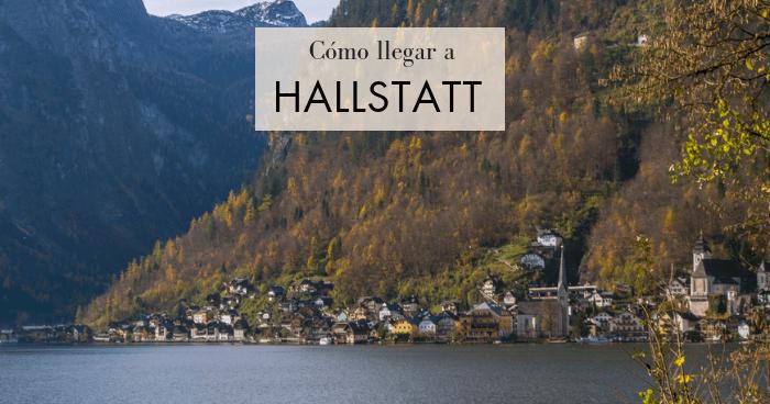 Cómo llegar a Hallstatt desde Salzburgo en transporte público