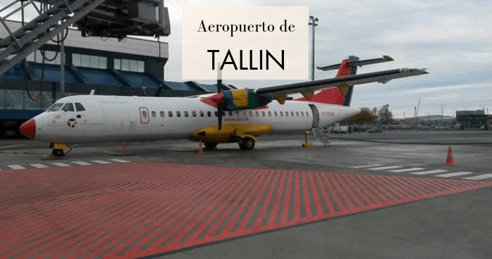 Cómo llegar al centro de Tallin desde el aeropuerto