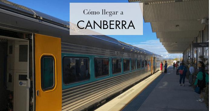 Cómo llegar a Canberra desde Sydney