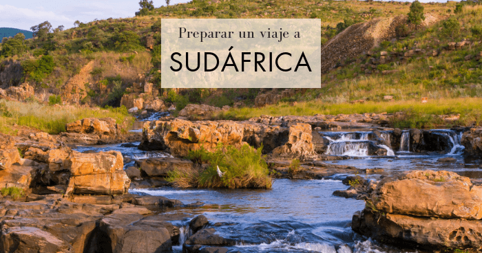 Preparativos y consejos para viajar a Sudáfrica por libre