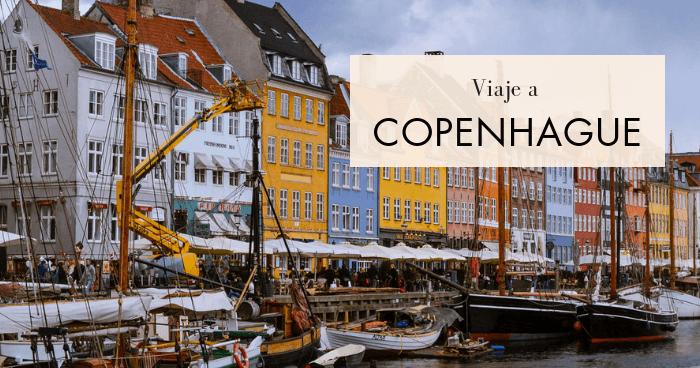 Viaje a Copenhague en 3 días