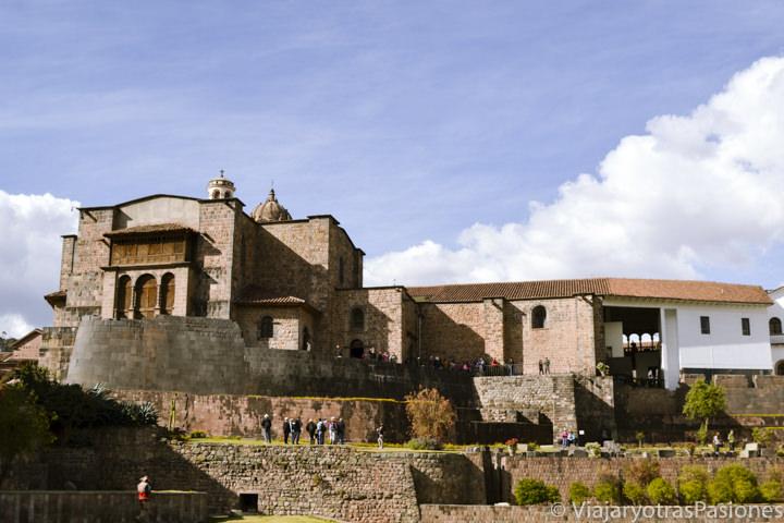 El increíble sitio de Coricancha en Cuzco, Perú