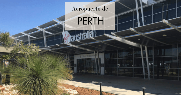 Cómo llegar al centro de Perth desde el aeropuerto