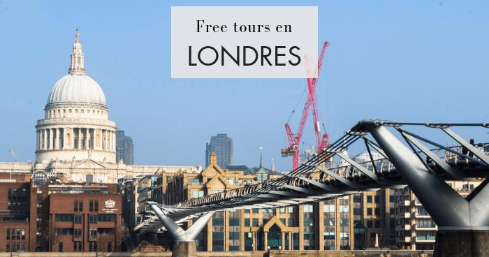 Los mejores free tours en Londres