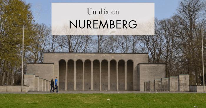 Palacio de Justicia de Nuremberg y Centro de Documentación sobre la Historia de los Congresos del Partido Nazi