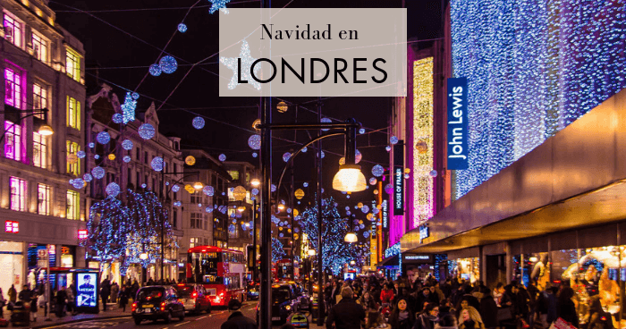 Qué hacer en Navidad en Londres: 10 planes imprescindibles