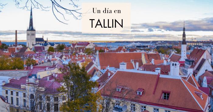 Tallin en un día: Qué ver y hacer