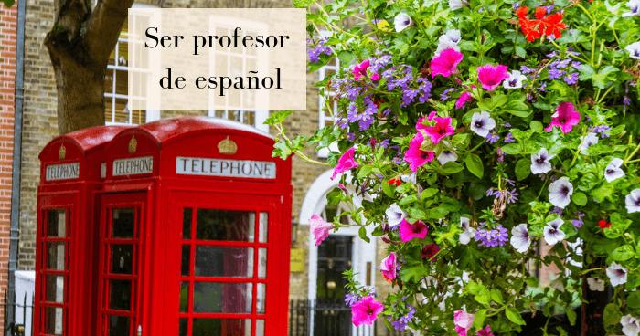Trabajar mientras viajas: Ser profesor de español