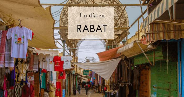 Qué ver y hacer en Rabat en un día