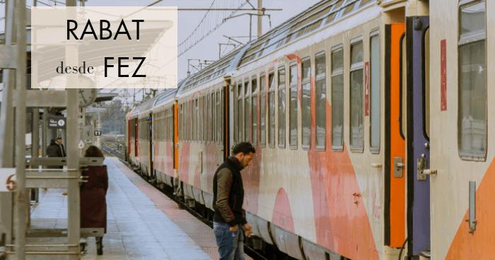 Cómo ir a Rabat desde Fez