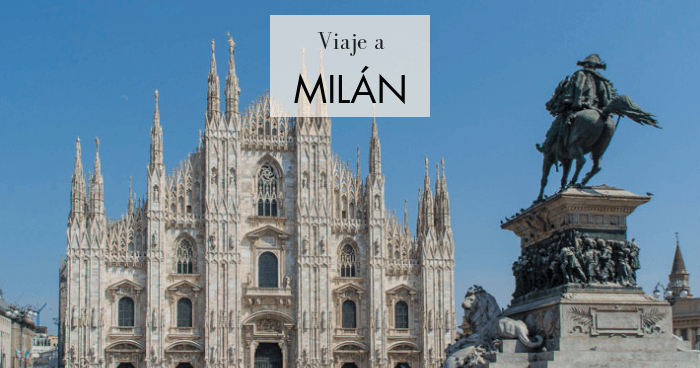 Viaje a Milán en dos días