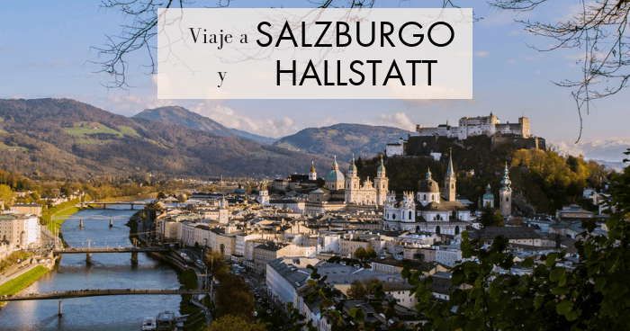 Viaje a Salzburgo y Hallstatt en 3 días