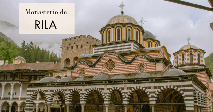 Visitar el monasterio de Rila. Cómo llegar desde Sofía
