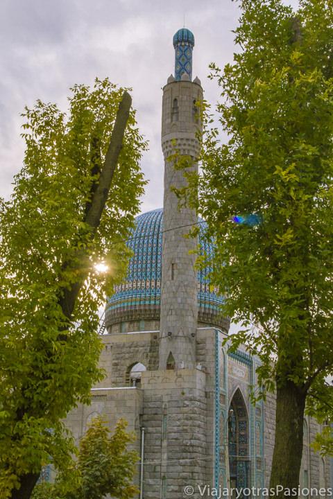 Hermosa mezquita en qué ver en San Petersburgo en San Petersburgo