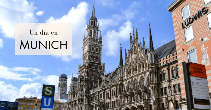 Múnich en un día: Qué ver y hacer