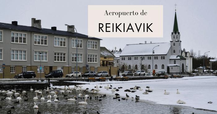 Cómo ir del aeropuerto de Reikiavik al centro de la ciudad