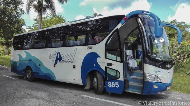 Bus Viazul para viajar a Cuba por libre