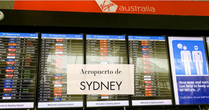 Cómo ir del aeropuerto de Sydney al centro