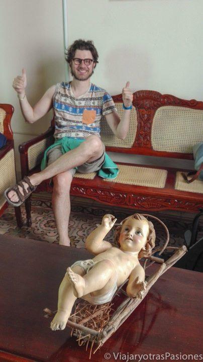 Decoración en las casas particulares en Cuba