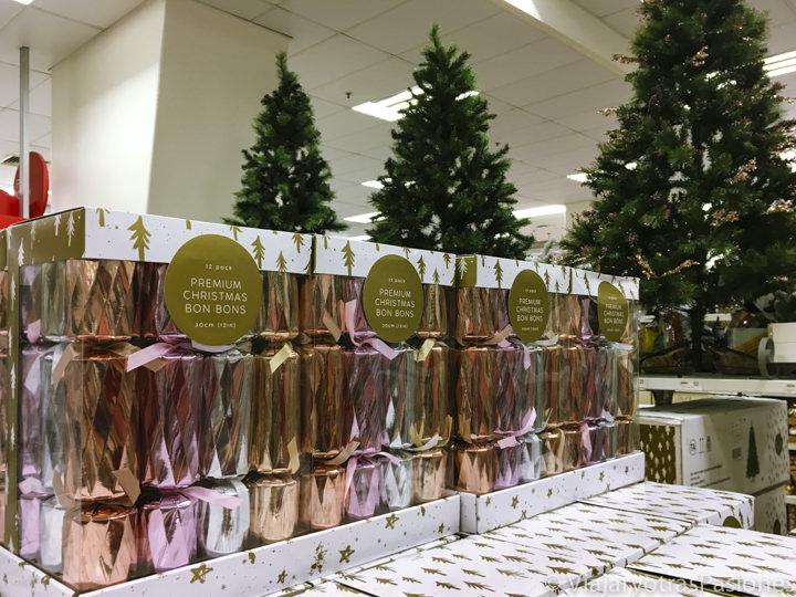 Típicos crackers navideños
