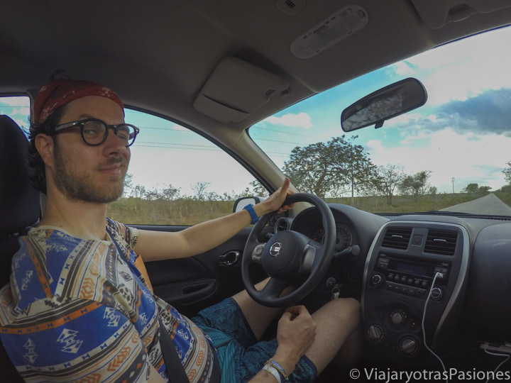 Road trip through the Yucatan Peninsula