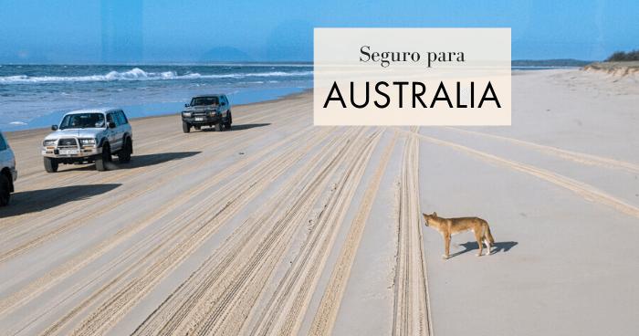 Contratar el mejor seguro de viaje para Australia paso a paso