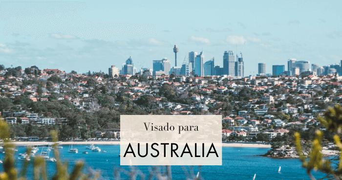 Visa de turista para Australia: Cómo tramitarla paso a paso