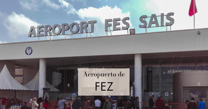 Cómo ir del aeropuerto de Fez al centro