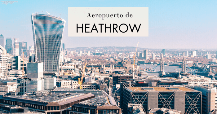 Cómo ir de Heathrow a Londres: tren, metro, bus, traslado