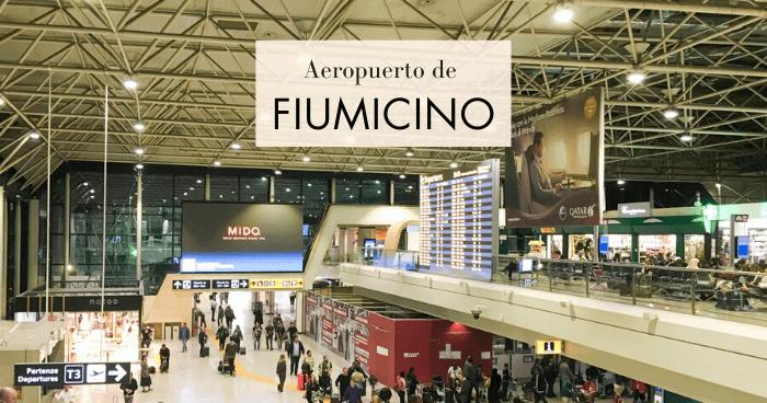 Cómo ir de Fiumicino a Roma