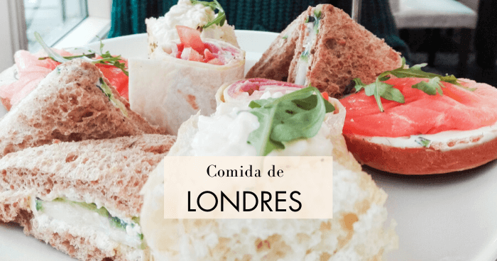 Comida típica de Londres e Inglaterra: 25 platos que probar