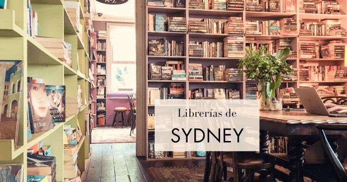 Las mejores librerías en Sydney