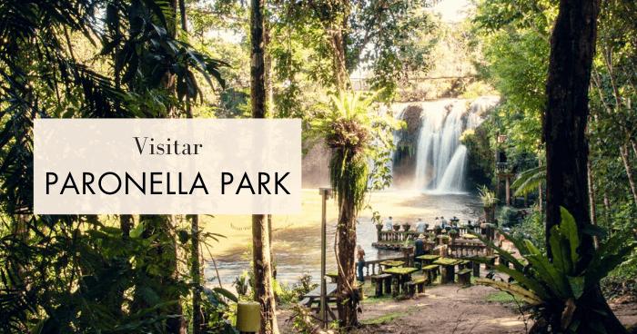 Paronella Park, el sueño de un inmigrante español en Australia