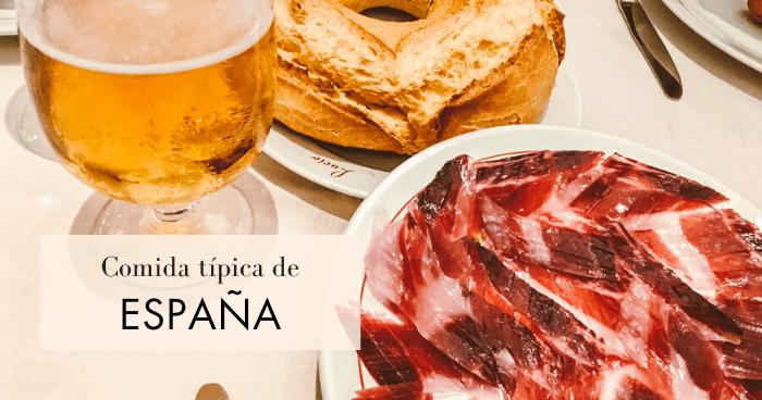Qué comer en España: más de 50 platos típicos de la gastronomía española