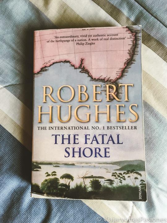 Portada de The Fatal Shore, de Robert Hughes