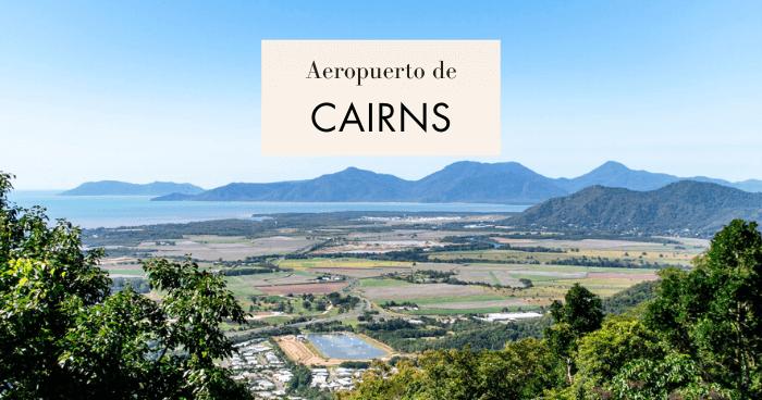 Cómo ir del aeropuerto de Cairns al centro de la ciudad