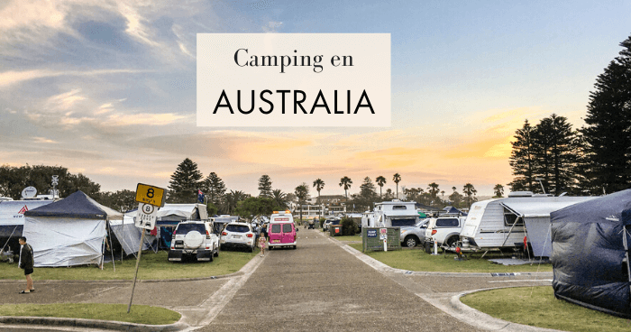 Camping en Australia: consejos y recomendaciones