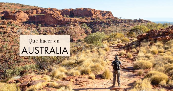Qué hacer en Australia: Los 20 mejores planes