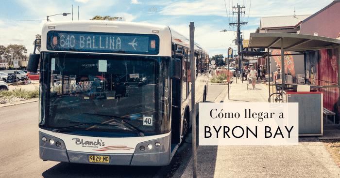 Cómo llegar a Byron Bay: Todas las opciones