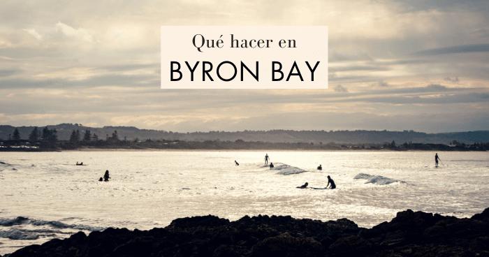 Qué ver y qué hacer en Byron Bay, Australia